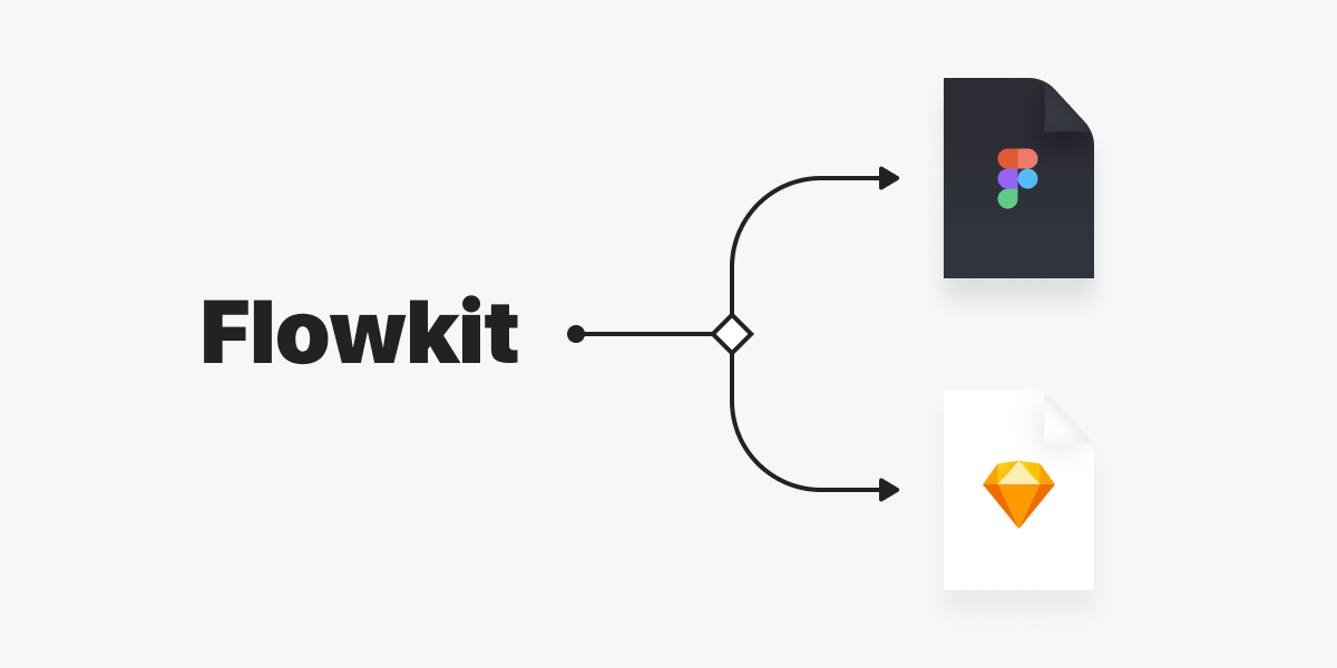 Flowkit – User Flow Library for Figma and Sketch